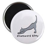 Downward Kitty Magnet