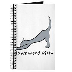 Downward Kitty Journal