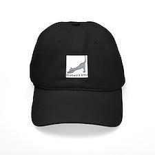 Downward Kitty Baseball Hat