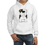 English bulldog Light Hoodies