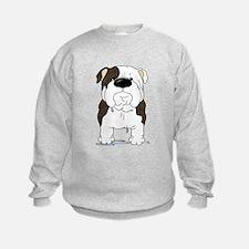 Big Nose Bulldog Sweatshirt