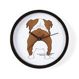 English bulldog Basic Clocks