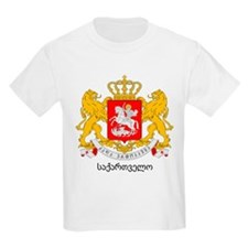 Georgia Greater Coat of Arms T-Shirt