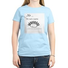 Funny Curly hair T-Shirt