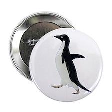 """Socially Awkward Penguin Clea 2.25"""" Button (100 pa"""