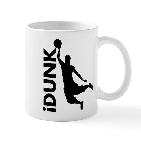 iDunk Basketball Mug