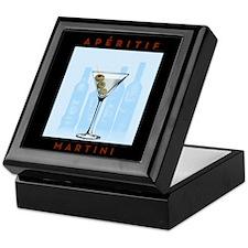 Aperitif Martini Keepsake Box