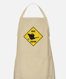 Canada Goose Crossing Sign Apron