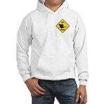 Canada Goose Crossing Sign Hooded Sweatshirt