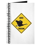 Canada Goose Crossing Sign Journal