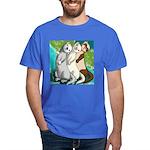 3 Ferrets Dark T-Shirt