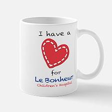 I have a Heart for Le Bonheur - Mug