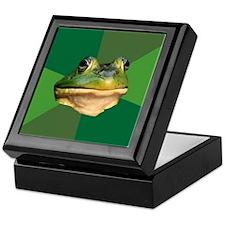 Foul Bachelor Frog Keepsake Box