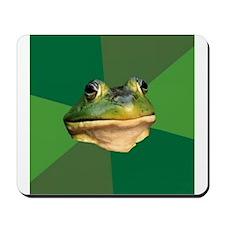 Foul Bachelor Frog Mousepad