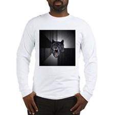 Insanity Wolf Long Sleeve T-Shirt