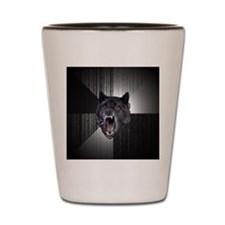 Insanity Wolf Shot Glass