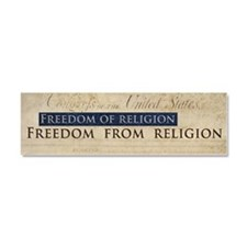Freedom from religion (Car Magnet)
