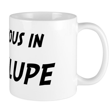 Famous in Guadelupe Mug