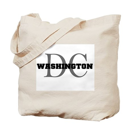 Washington thru DC Tote Bag