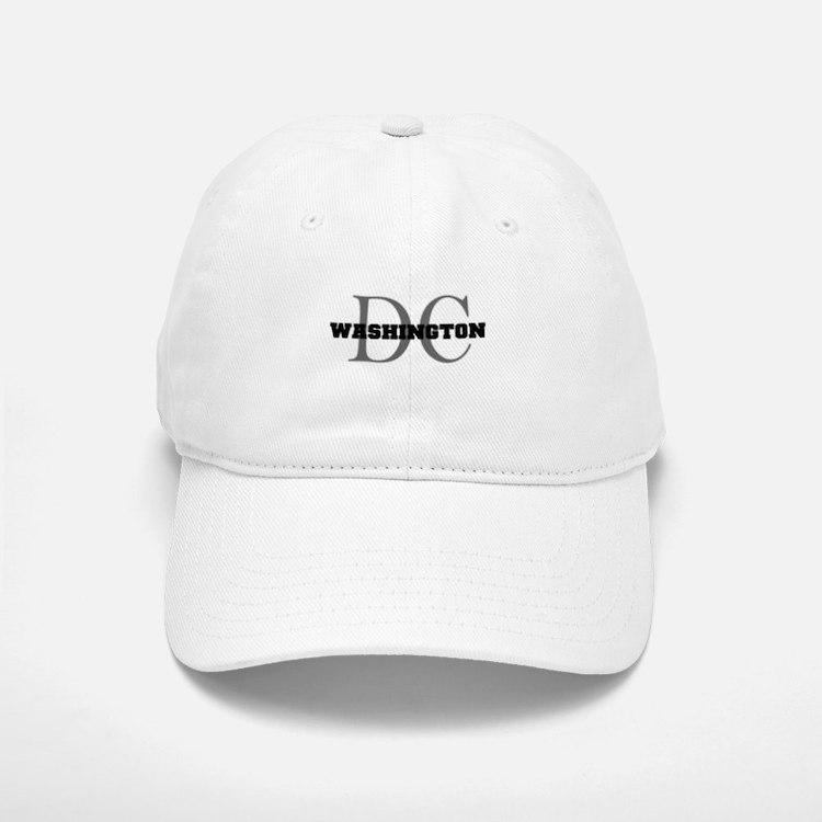 Washington thru DC Baseball Baseball Cap