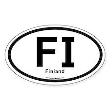 FI - Finland Decal