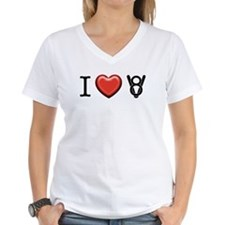 I love V8 Shirt