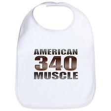 American Mopar Muscle 340 Bib