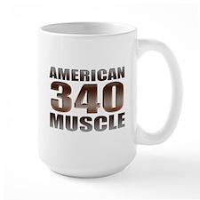 American Mopar Muscle 340 Mug