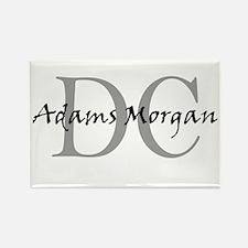 Adams Morgan Rectangle Magnet