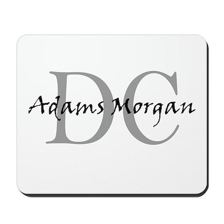 Adams Morgan Mousepad