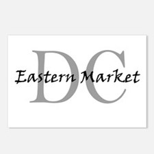 Eastern Market Postcards (Package of 8)