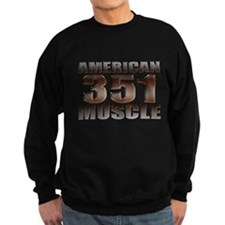American Ford Muscle 350 Clev Sweatshirt