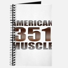 American Ford Muscle 350 Clev Journal