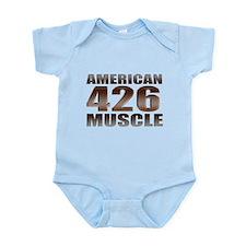American Muscle 426 Hemi Infant Bodysuit
