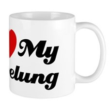 I love my Nebelung Mug