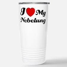 I love my Nebelung Travel Mug