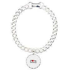 I love my Nebelung Bracelet