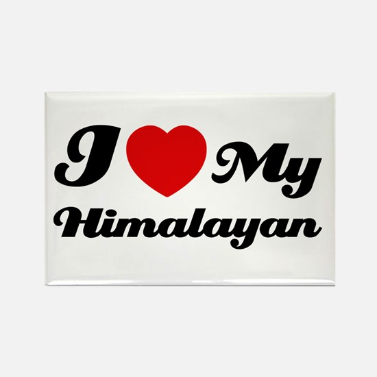 I love my Himalayan Rectangle Magnet