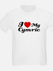 I love my Cymric T-Shirt