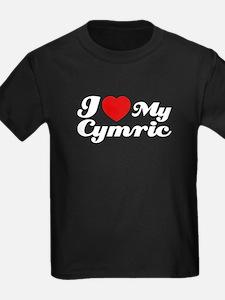 I love my Cymric T