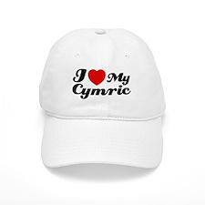 I love my Cymric Baseball Baseball Cap