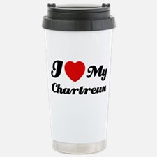 I love my Chartreux Travel Mug