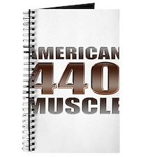 American Muscle Mopar 440 Journal