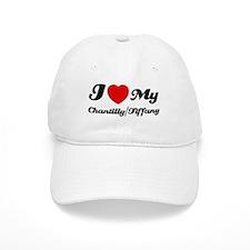 I love my Chantilly/Tiffany Baseball Cap