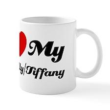 I love my Chantilly/Tiffany Mug