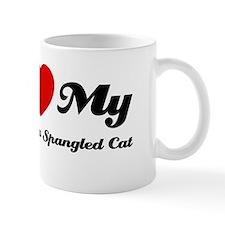 I love my California spangled Mug