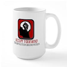 Occupy Your Mind Mug