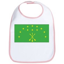Adygea Flag Bib