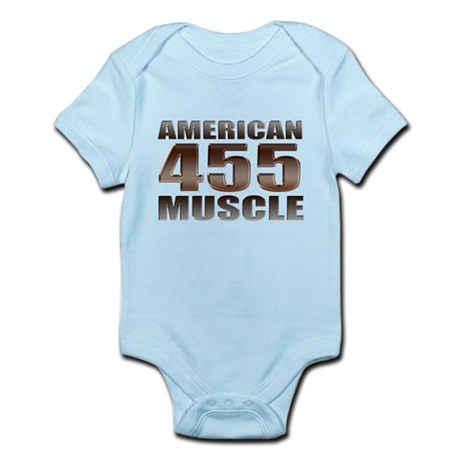 American Muscle 455 Oldsmobil Infant Bodysuit