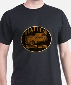 1940 Ford Deluxe Coupe Flathe T-Shirt